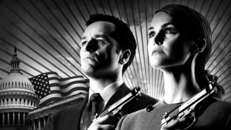 Promo still for 'The Americans' courtesy of FX.