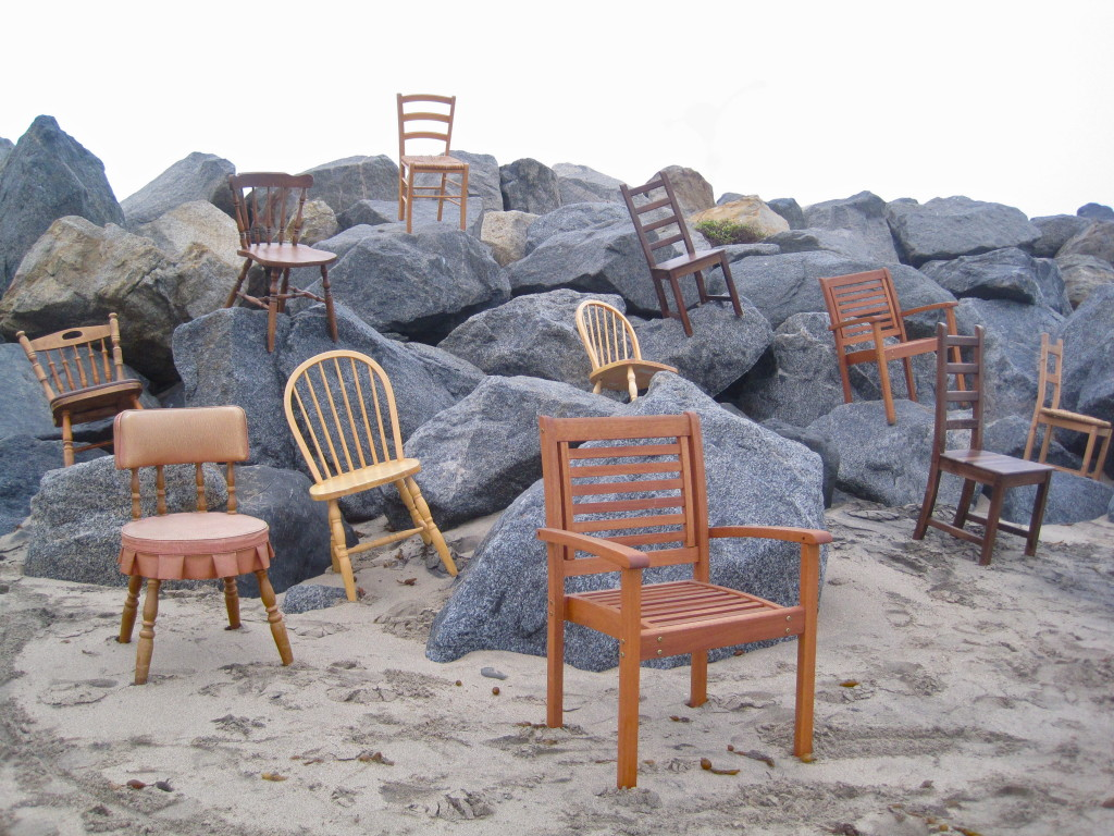 Compline. 2011. Chairs.