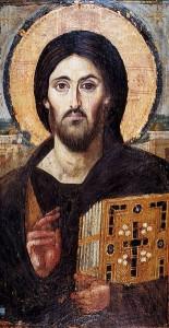 Christ Pantocrator, Saint Catherine's Monastery