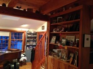D-shelves