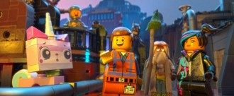 Everything Is Awesome - Emmet and the Master Builders work together to take on Lord Business.