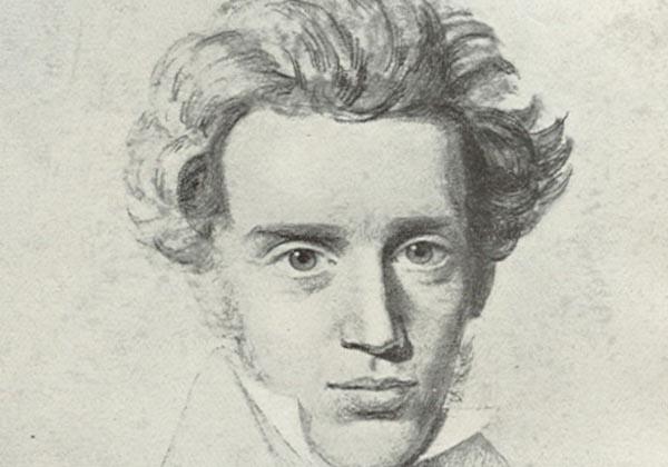 Kierkegaard, people, theology