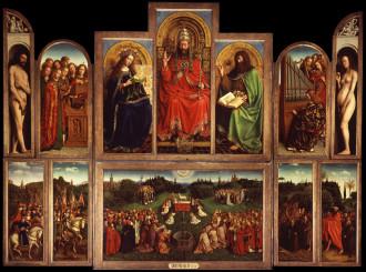 Open Altarpiece, 'Ghent Altarpiece'