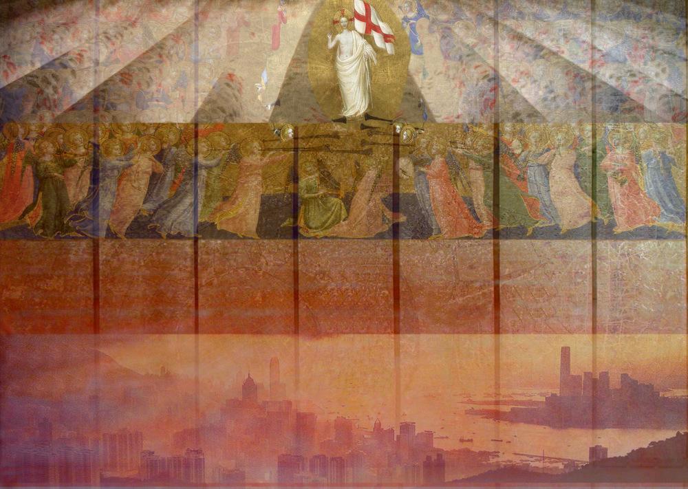 Art, Church, visual, painting