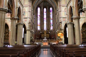 Architecture, church, theology