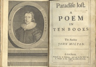 Milton, Poetry, Books