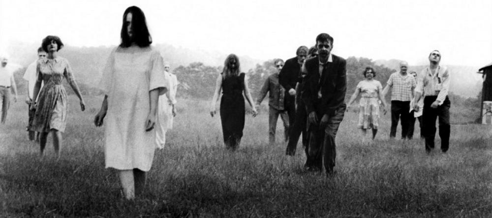 film, horror, zombies