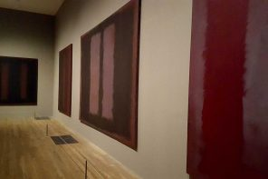 Silence, the Arts, and Spiritual Discipline: Thoughts after R. S. Thomas [and Mark Rothko], an ITIA seminar presentation by Dr Richard McLauchlan