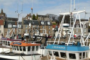 The Pittenweem Arts Festival: An Artist's Reflection on Art, Church, and Place